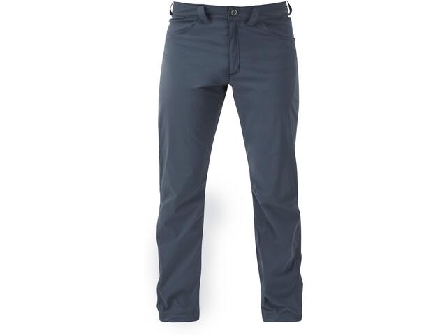 Mountain Equipment Dihedral Pantalones Hombre, azul